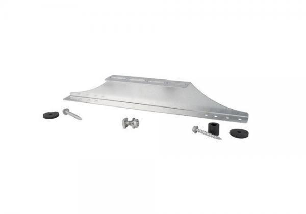 SolarXon tiilikuvioinen peltikatto kiinnikkeet