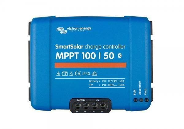 Victron Energy SmartSolar 100V/50A