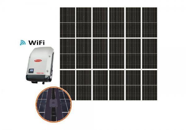 Solar 5,94kW HC yksikide aurinkojärjestelmä