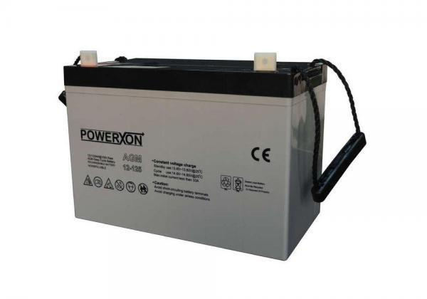 PowerXon 125Ah AGM akku