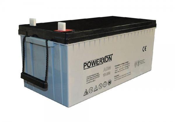 PowerXon 250Ah AGM akku