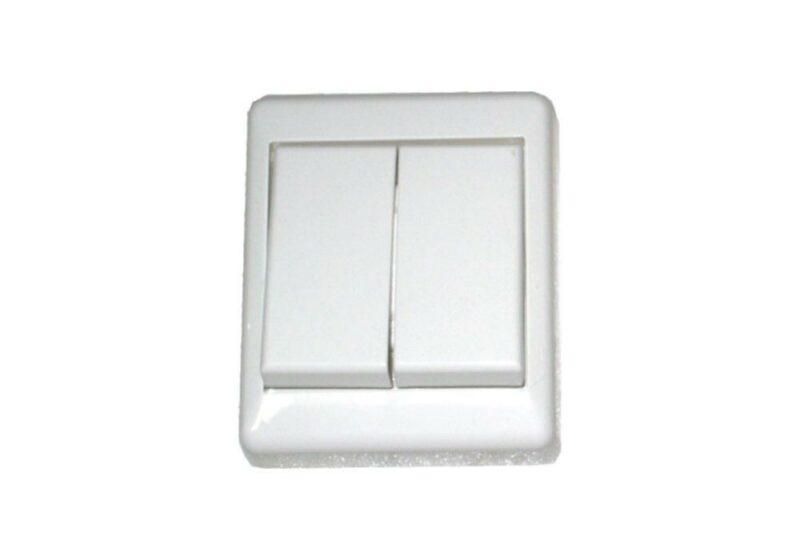 12V valokatkasija 2-osainen kytkin
