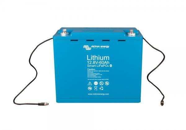 Victron Energy Smart LiFePO4 akku 12.8V/60Ah
