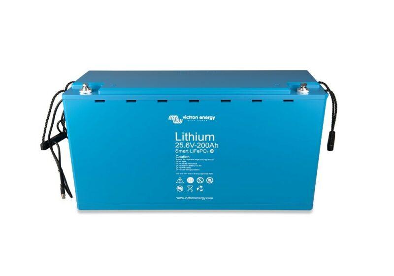 Victron Energy Smart Lithium akku 25.6V/200Ah